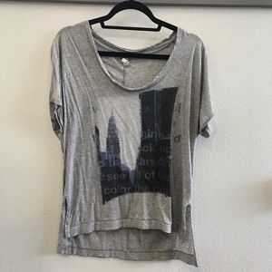 We the free by free people New York shirt